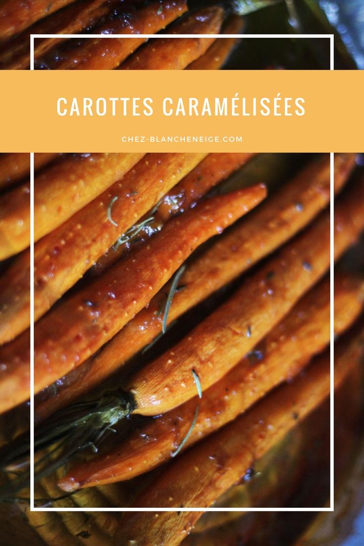Carottes Caramélisées